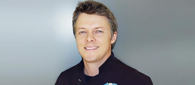 Stéphane Coulombe, propriétaire de la Clinique dentaire Stoneham